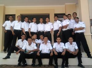 kelas A BDK Malang XVII