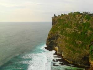 Inilah view yang paling indah di Pura Luhur Uluwatu