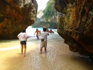 inilah Suluban beach