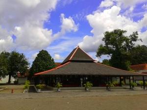 Bangunan Keraton
