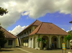 Bangunan Vredeburg