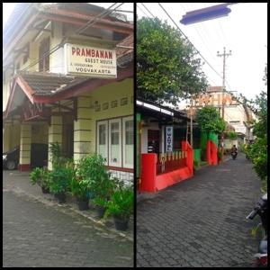 ki: Prambanan Guest House, ka: WHW