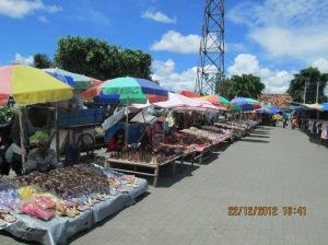 Penjual di depan Keraton (yaum shoot)