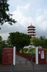 Chinesse garden