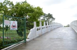 Jalan menuju Japanesse garden