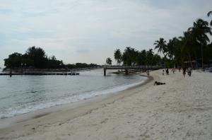 Taraaa, Pantai Siloso