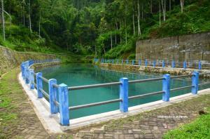 Bendungan Sumber Air Dandang