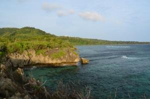 Sisi lain Tanjung Gaan