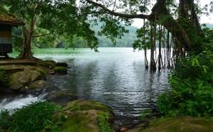 The mystical Kastoba Lake
