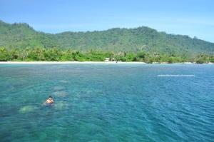 background pulau Sebuku Besar