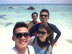 with senyum :D