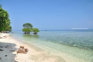 View di Dermaga Galau