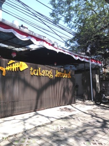 Tulang Jambal -closed-