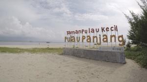 spot terbaik pertama di Pulau Panjang