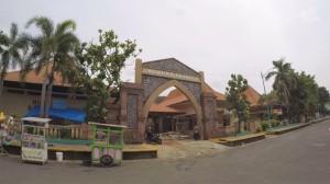 pintu masuk Museum RA Kartini