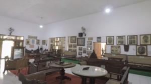 salah satu sudut ruangan di museum