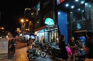 Tempat nongkrong sambil ngopi di Phuc Long